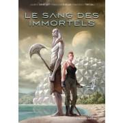 LE SANG DES IMMORTELS T01